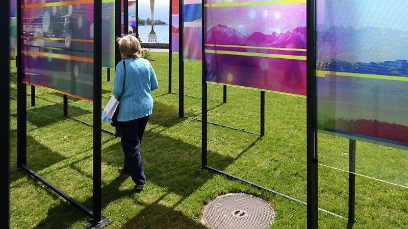 Photographie: le Festival Images Vevey attire plus de 35'000 visiteurs