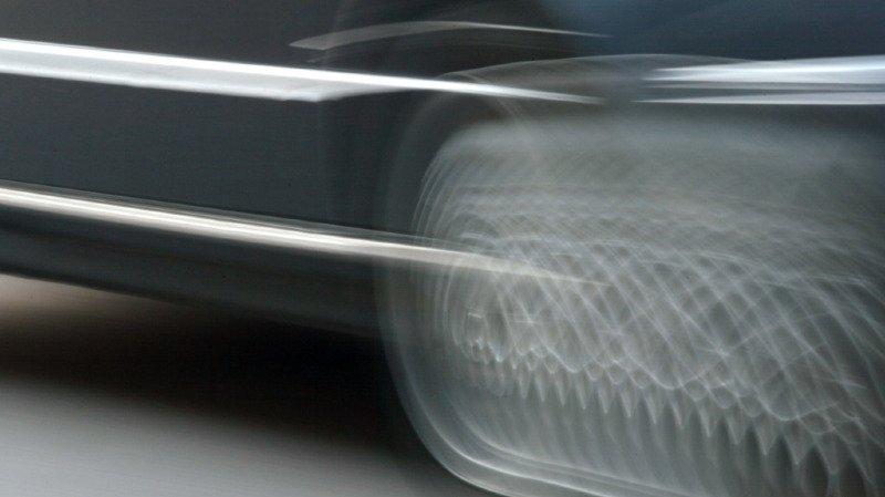 Zurich: un chauffard pincé à 220 km/h sur l'autoroute