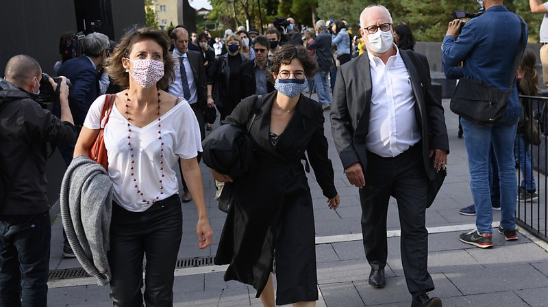 Renens: les activistes climatiques condamnés en appel