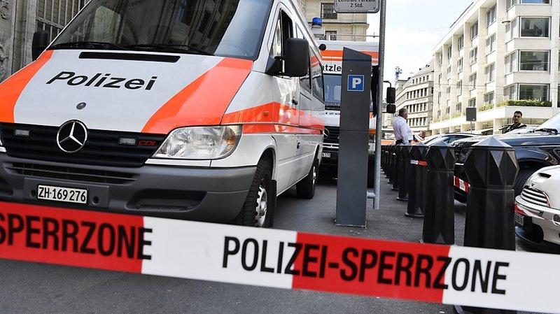 La police municipale a été alertée peu avant 07h00 qu'une violente dispute était en cours dans un appartement (photo symbolique).