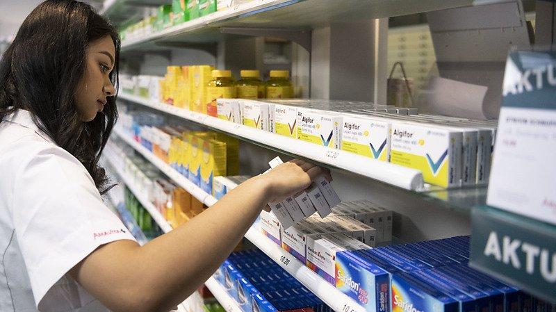 L'exploitant des pharmacies Amavita promettait depuis février de relancer la commercialisation du Vita-Merfen, après en avoir acquis les droits en 2017. (archive)