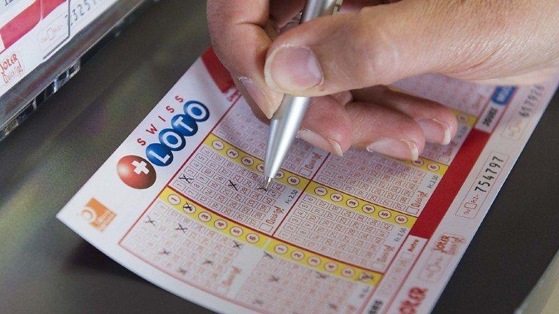 Loterie: pas de nouveau millionnaire au tirage du Swiss Loto
