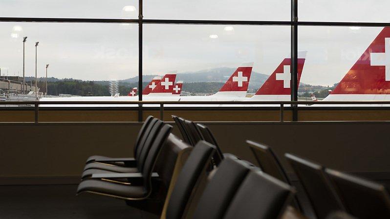 Transport aérien: Swiss accélère le processus des remboursements