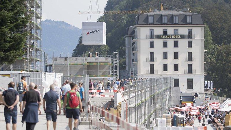 Economie: le WEF aura lieu en mai 2021 au Bürgenstock, dans le canton de Nidwald
