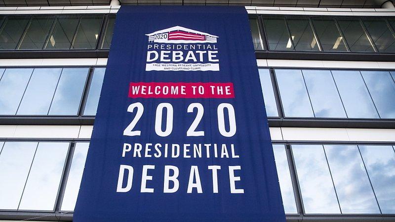 La tension est montée quelques heures avant le premier débat télévisé Entre Trump et Biden.