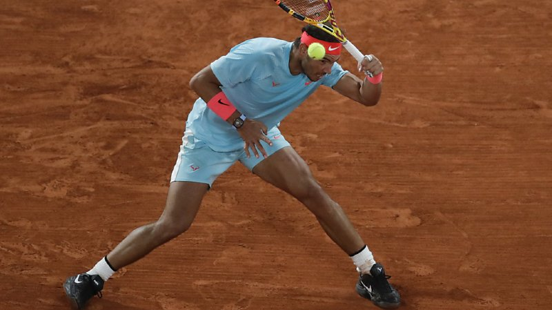 Tennis - Roland-Garros: Nadal bat Sinner et passe en demi-finale