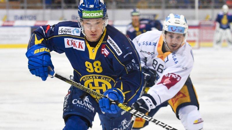 Hockey – NHL : pas de Suisse repêché pour la première fois en 11 ans