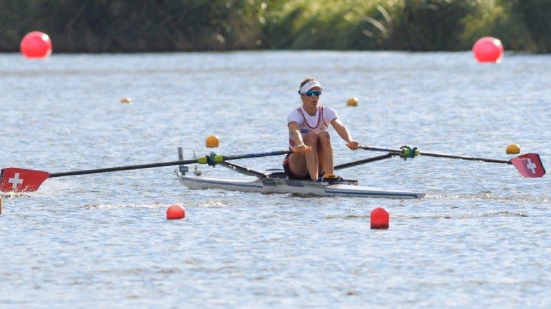 Aviron – Championnats d'Europe: la Genevoise Sofia Meakin décroche la médaille d'argent