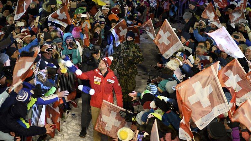 Ski alpin: les épreuves de Coupe du monde de cet hiver en Suisse seront sans public