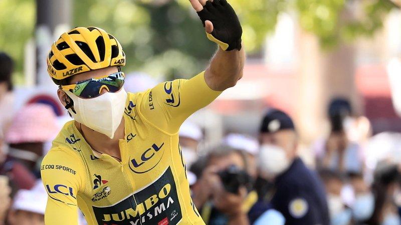 Cyclisme – Tour d'Espagne: Primoz Roglic, premier leader après sa victoire dans la 1re étape