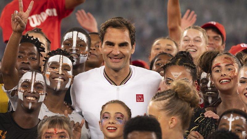 Tennis: Roger Federer, sur la voie de la guérison, pense qu'il sera prêt pour l'Open d'Australie
