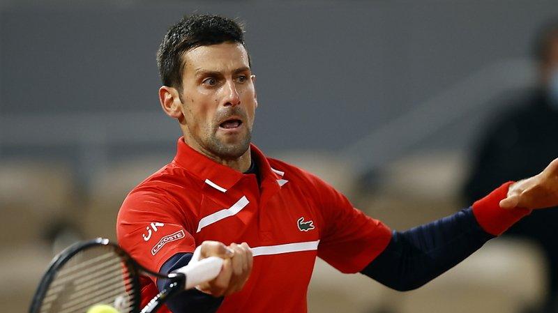 Roland-Garros: Novak Djokovic bat Karen Khachanov en trois sets et file en quart