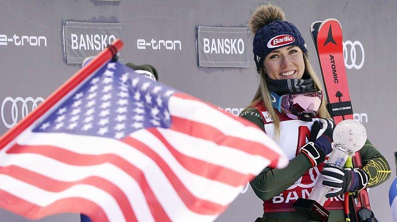 Ski alpin: Sölden sans Mikaela Schiffrin, blessée