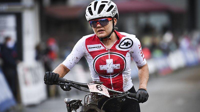 Cyclisme – Mondiaux de VTT: les Suissesses ratent le podium de peu