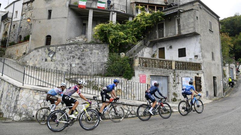 Ce dimanche, c'était la fête portugaise sur le Giro.