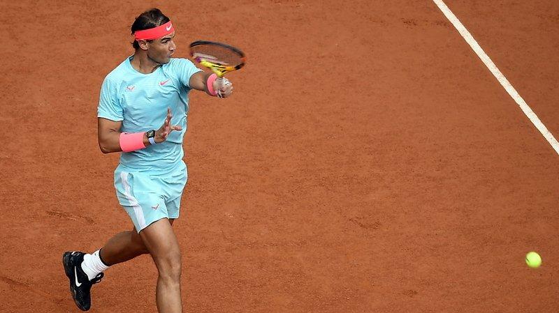 Tennis: Nadal à un succès d'un 13e titre à Roland-Garros