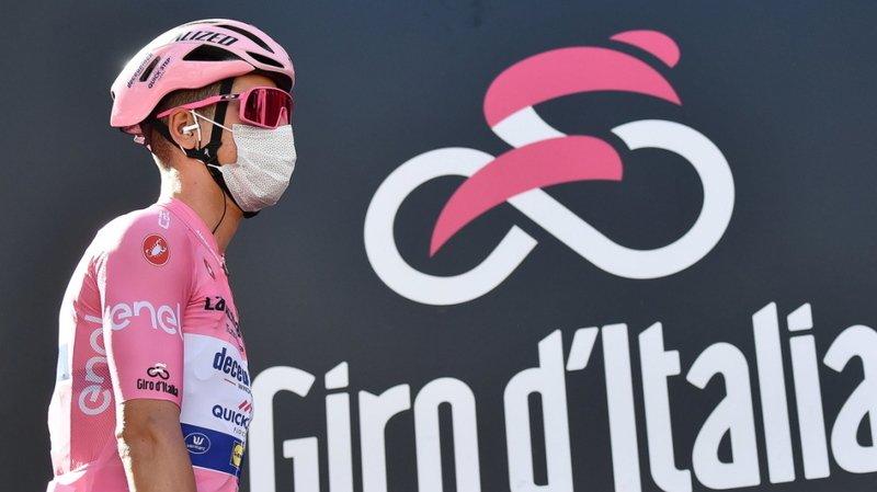 Cyclisme - Tour d'Italie: Dowsett gagne la 8e étape en solitaire