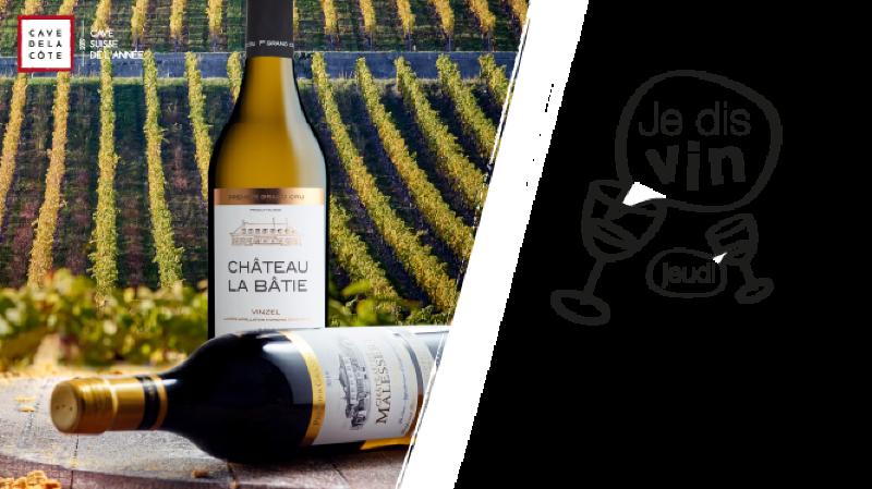 Jeudi vin - Dégustations thématiques