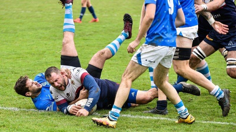 Le Nyon Rugby Club bat Zurich à la dernière seconde