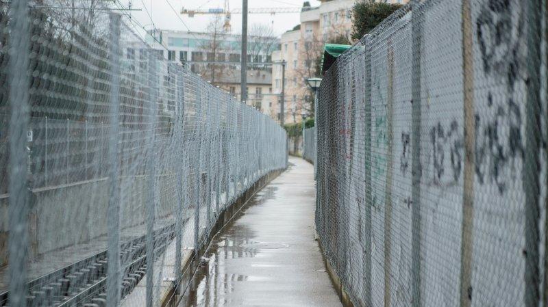 Nyon: les travaux d'élargissement du sentier du Cossy commencent enfin