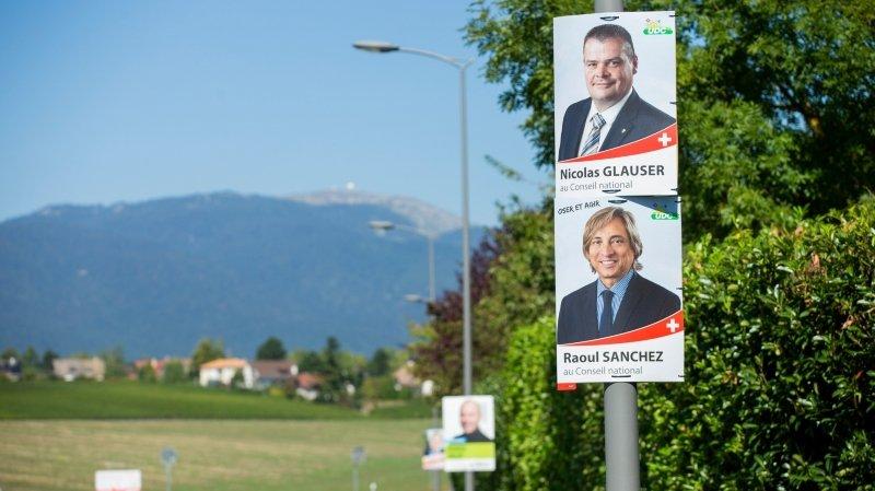 Affichage politique: bientôt la fin d'une «bizarrerie» à Coppet?