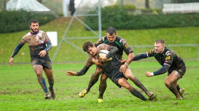 LNA: deuxième revers en deux matches pour le Nyon Rugby Club