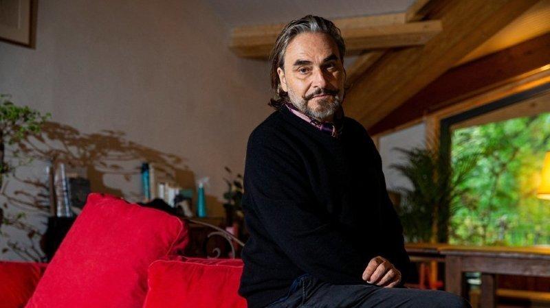Stephan Eicher a tourné son nouveau clip à Gimel