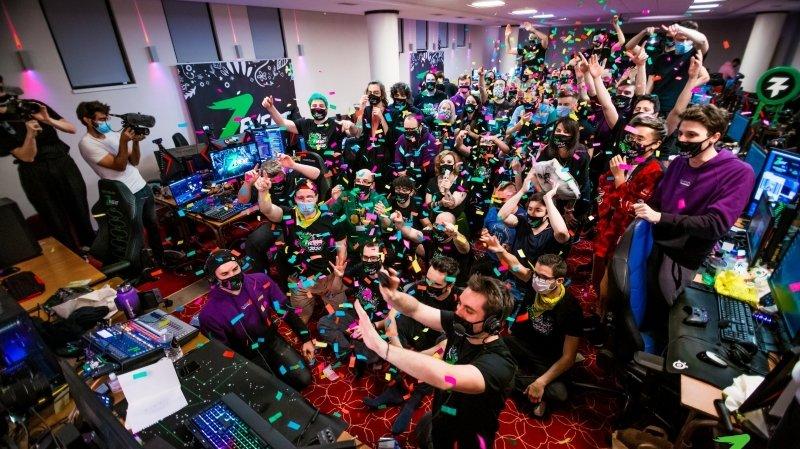 France: ils jouent aux jeux vidéo et récoltent 5,7millions d'euros pour Amnesty International