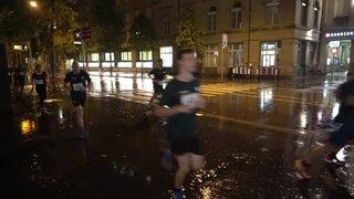 Berne: record de participants à la course du Parlement fédéral