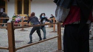 Un festival médiéval au temps du coronavirus