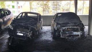 Incendie à Gland: «On a de la chance, tout le monde a agi rapidement»