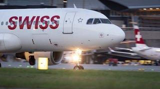 Fait divers: agression sur un vol Swiss entre Sao Paulo et Zurich