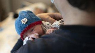 20 jours de congé paternité pour les employés de l'Etat de Vaud?