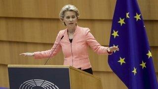 Libre circulation: l'UE veut aller de l'avant sur l'accord-cadre
