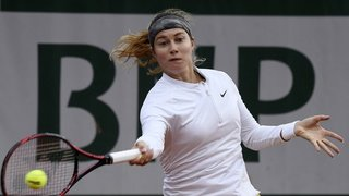 Tennis – Roland-Garros: Vögele éliminée, plus aucune Suissesse dans le tournoi