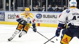 Hockey sur glace – National League: Zoug se défait de Zurich