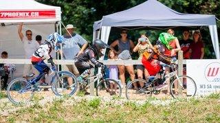 A Echichens, le BMX sera en fête malgré quelques bâtons dans les roues