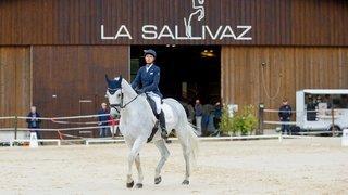 Dressage: le Ginginois Julien Blanc champion vaudois