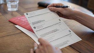 Votations fédérales: la participation devrait être forte dimanche