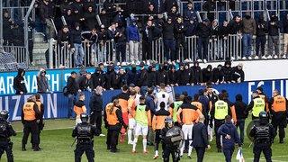 Hooliganisme: la violence est stable durant les matchs de foot et de hockey