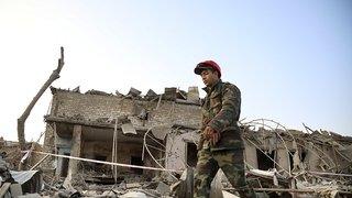 Arménie – Azerbaïdjan: les deux pays annoncent une «trêve humanitaire»