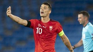 Football: Granit Xhaka: «Tout cela m'a fait mal»