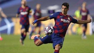 Football: l'Atlético Madrid annonce l'arrivée de Luis Suarez