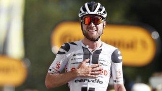 Cyclisme: Marc Hirschi remporte sa première Flèche Wallonne