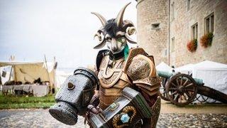Vikings, chevaliers et druides en visite dans la Morges médiévale