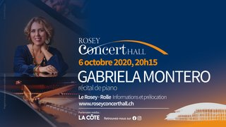 Gabriela Montero - Rosey Concert Hall
