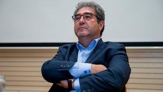 Frédéric Borloz: «je suis à la fois confiant et inquiet pour la viticulture»