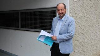 Bursinel: syndic depuis 2002, Pierre Burnier tire sa révérence