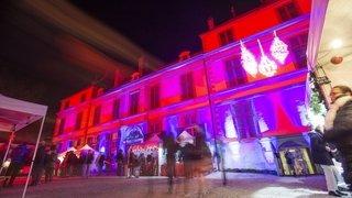 Le château de Coppet n'aura pas droit à son marché de Noël