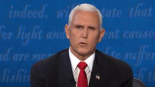 Présidentielle américaine: une mouche vole la vedette à Pence et Harris lors de leur débat